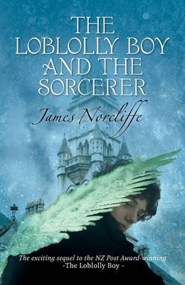 cover image of The Loblolly Boy and the Sorcerer