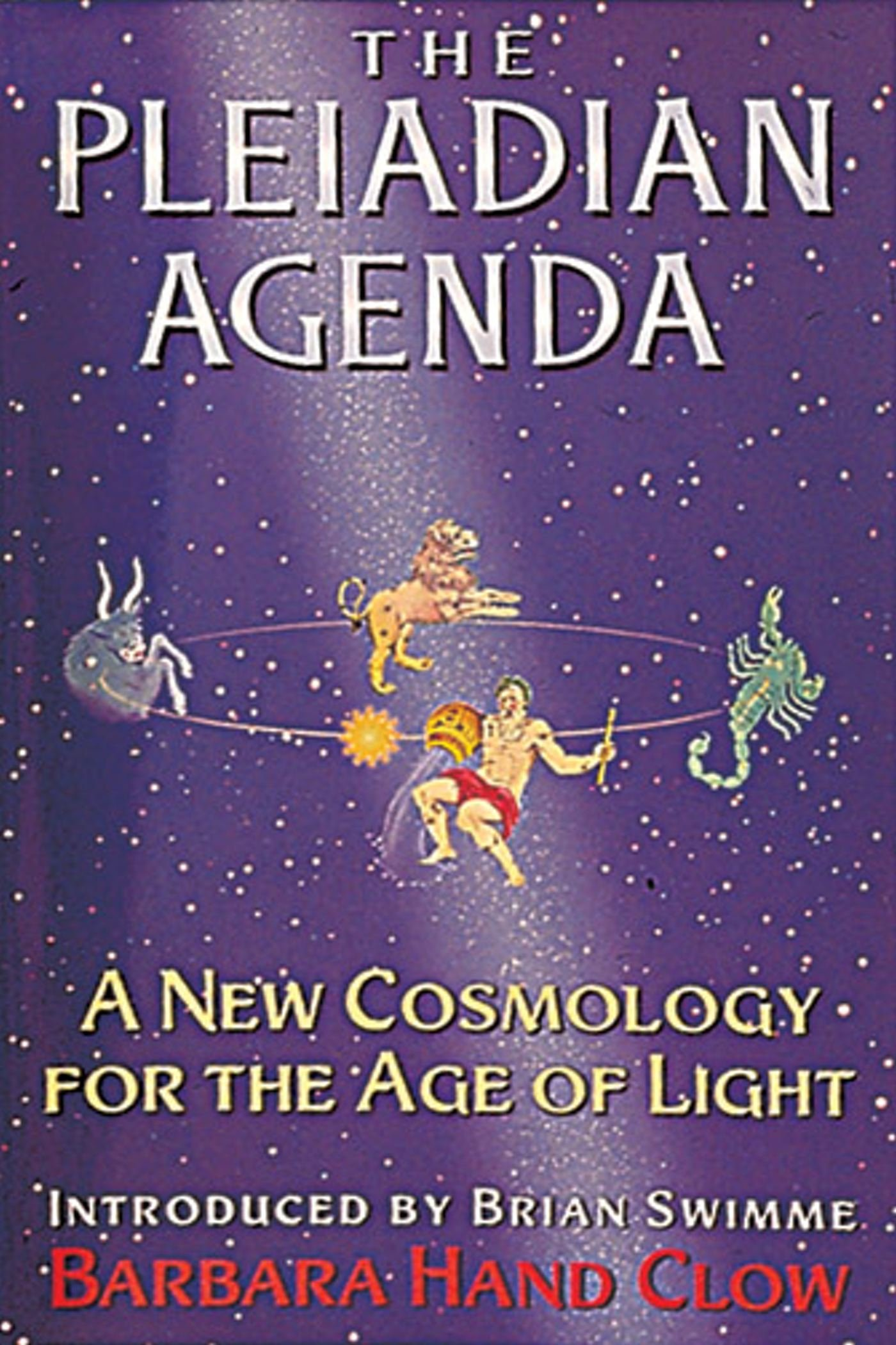 cover image of The Pleiadian Agenda : A New Cosmology for the Age of Light for sale in New Zealand