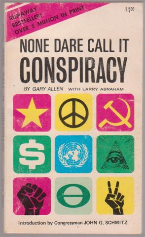 cover image of None Dare call it Conspiracy, for sale in New Zealand