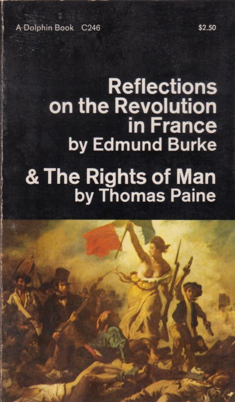 cover image of Reflections on the Revolution in France and The Rights of Man
