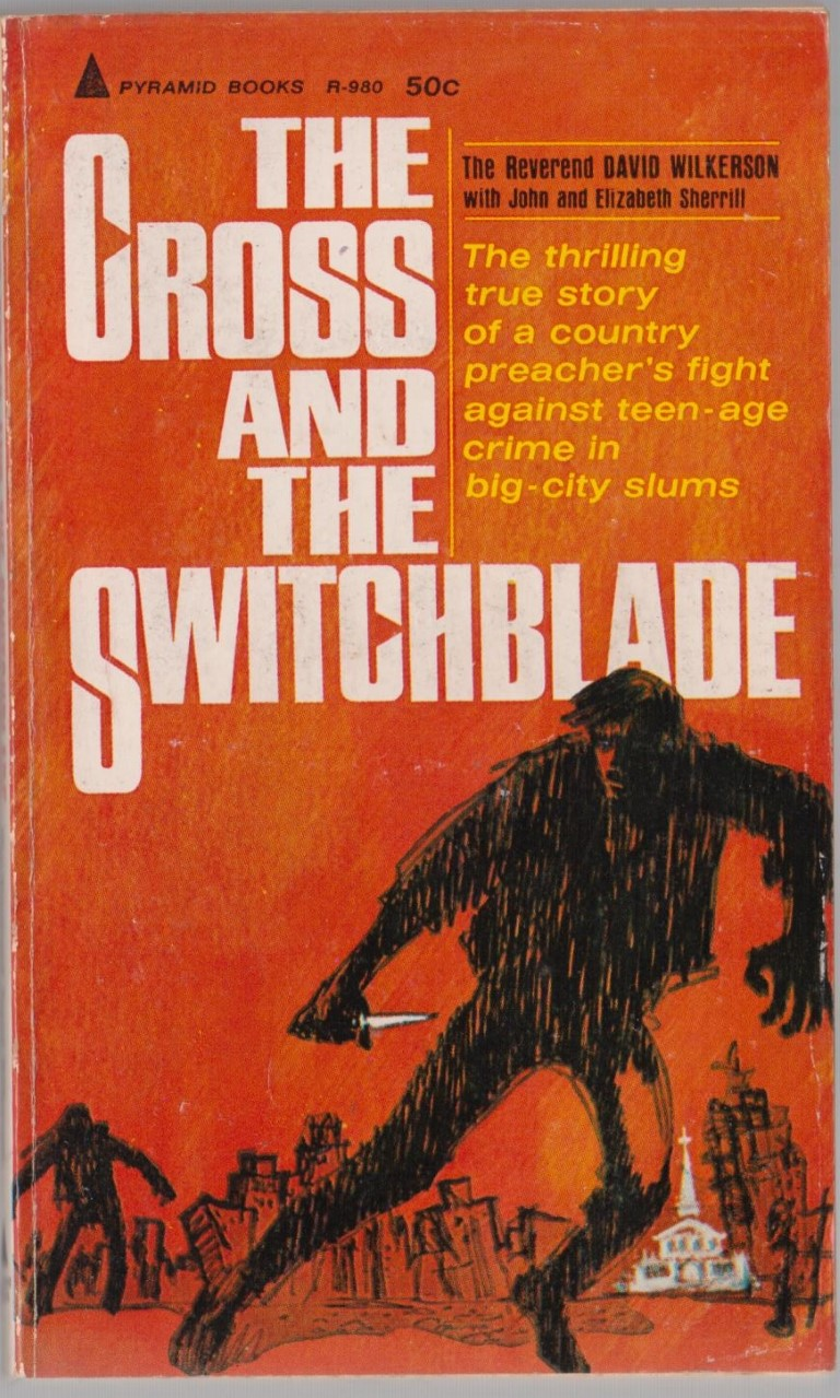 cover image of The Cross and The Switchblade for sale in New Zealand