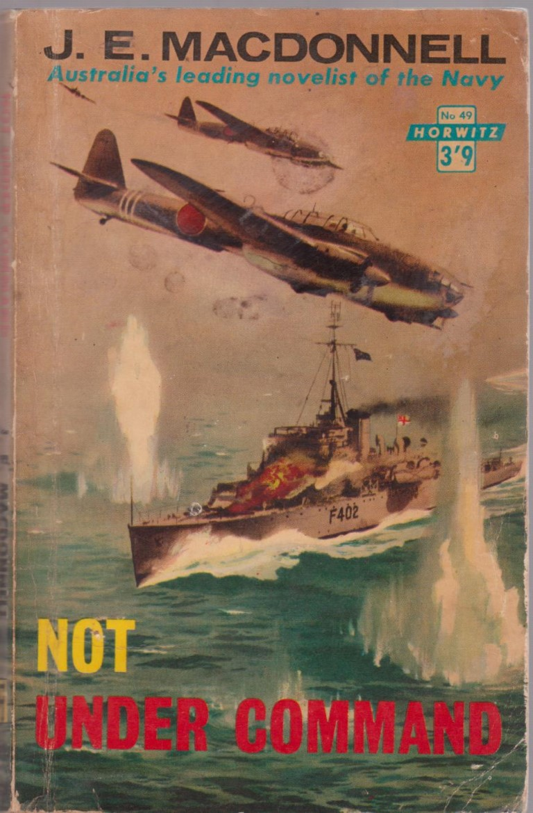 cover image of Not Under Command for sale in New Zealand