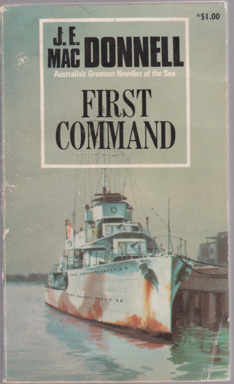 cover image of First Command for sale in New Zealand