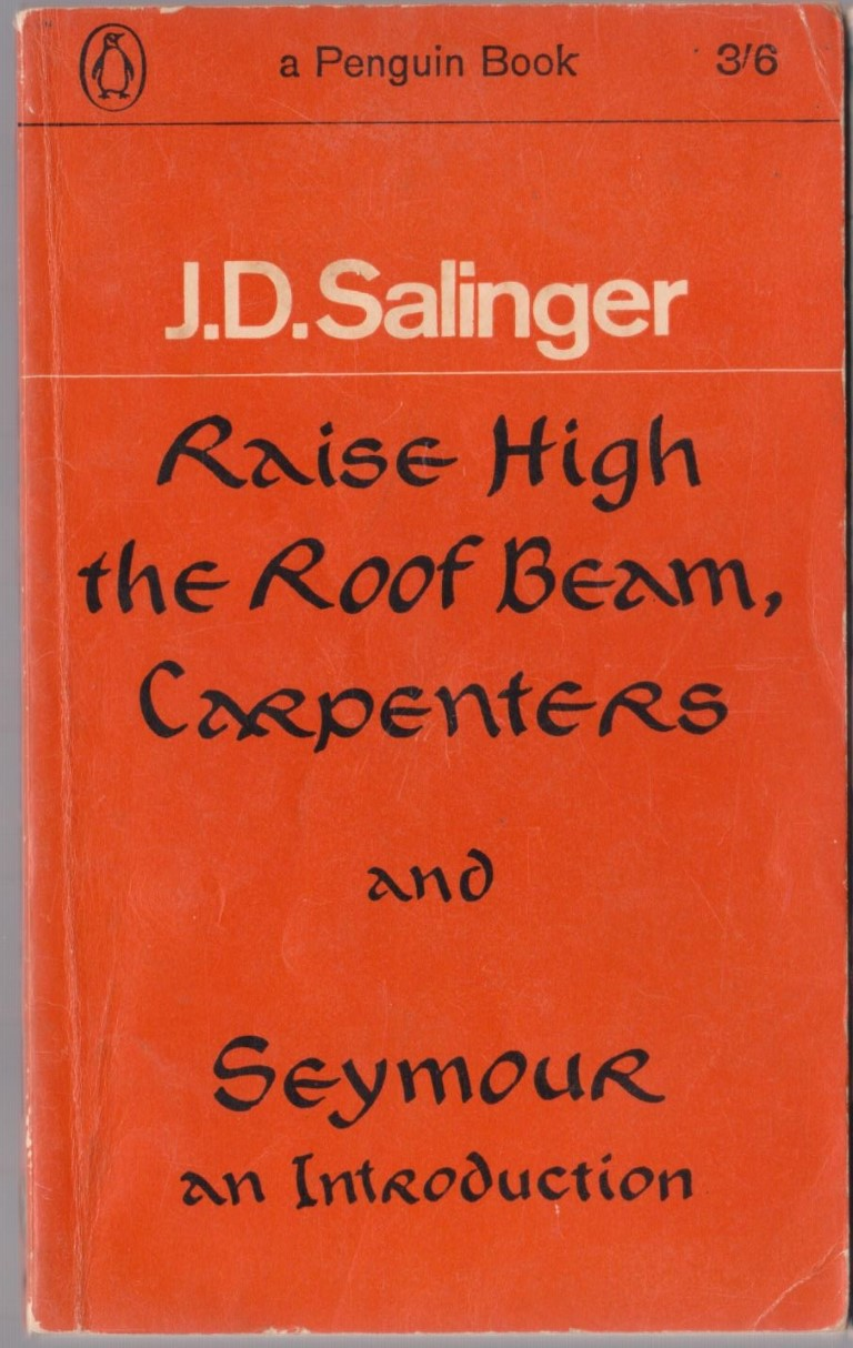 cover image of Raise High the Roof Beam, Carpenters and Seymour, an Introduction, for sale in New Zealand