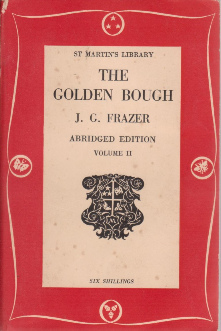 cover image of The Golden Bough a study in magic and religion, for sale in New Zealand