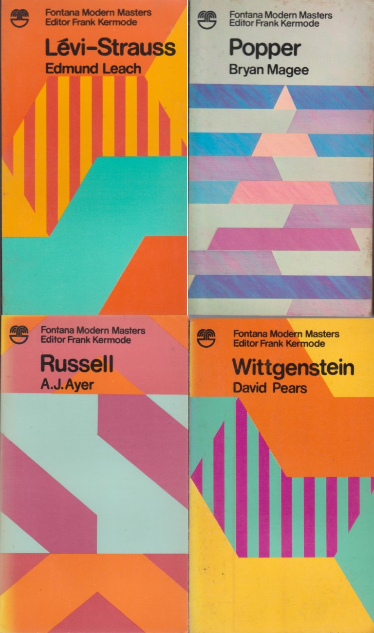 cover image of Fontana Modern Masters philosophy series, for sale in New Zealand