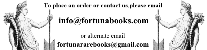 to order or for info contact fortunabooks by email, INF0 at F0 RTuNAB00KS dot C0M